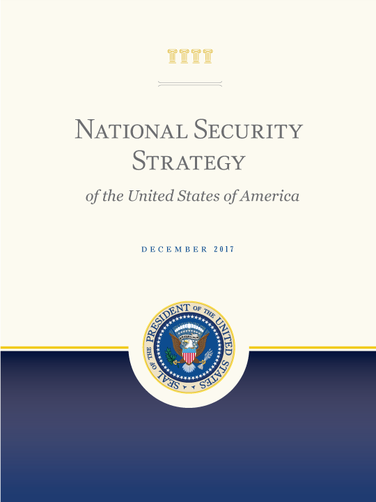 U.S. National Security NSS